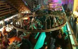 Отличие российских ночных клубов от европейских