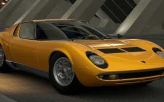 Рекордная сумма для продажи автомобиля Lamborghini