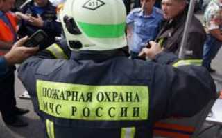 Мосгосстройнадзор настроен категорически: пожарная безопасность на первом месте