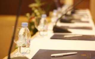 В апреле в Сочи пройдет съезд представителей ресторанного бизнеса России