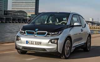 Модель BMW i3 пользуется большим спросом