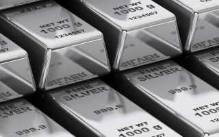 Серебро обогнало по темпам роста золото