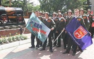 СГУПС проводит своих студентов на всероссийские стройки в составе стройотрядов