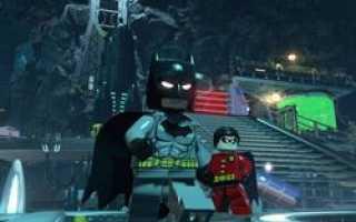Warner Bros строит свою вселенную «Lego»