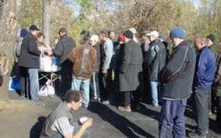 Московские власти намерены бороться с бродягами и помогать бездомным