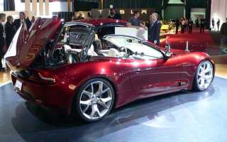 Компания Fisker взялась за производство гибридных автомобилей марки Karma