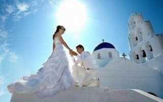 В кризис россияне для проведения свадьбы едут в провинцию или даже за границу