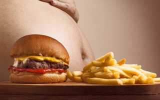 Выяснена причина резкого развития ожирения