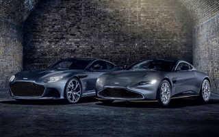 Aston Martin подготовил особые спорткары