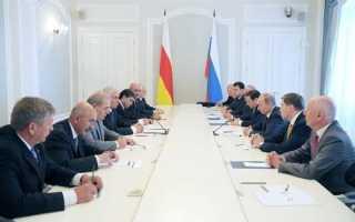 Южная Осетия получит помощь от РФ по сформулированному плану