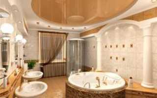 Ванная комната — лицо любого дома