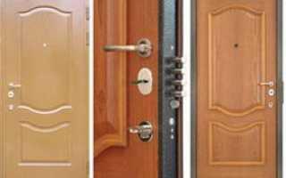 Металлические двери способны полностью оградить хозяина от неприятностей