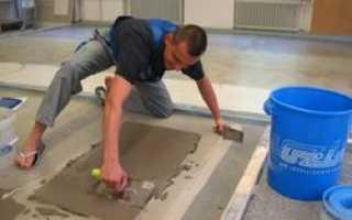 В одном из киевских училищ можно обучиться профессии укладчика напольных покрытий