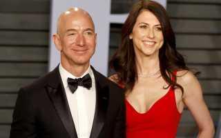 Маккензи Безос стала самой богатой женщиной в США
