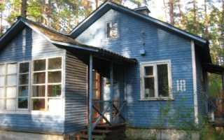 Писательские дачи в Комарово превратят в коттеджи