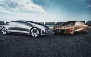 Mercedes-Benz и BMW прекратили совместную работу над беспилотниками
