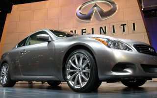 В Австралию будут поставлять автомобили марки Infiniti