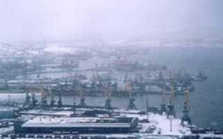Мурманский порт к зимовке готов