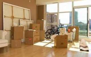 Грамотная организация значительно облегчит процесс переезда