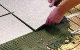 Как подобрать плиточный клей