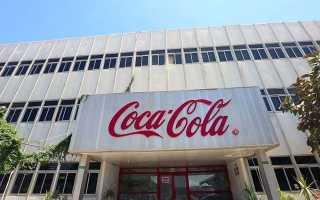 Coca-Cola начнет продавать кофе в России