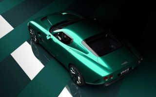 Ателье Zagato выпустит карбоновый суперкар