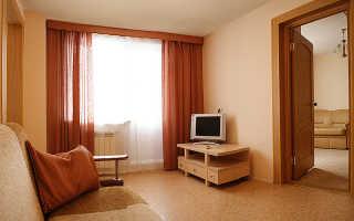 Квартиры посуточно — выгоднее отелей!