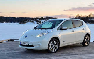 Nissan Leaf — победитель!