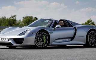 Porsche вновь радует…