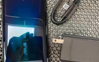 ASUS Zenfone 7 на живых фото до анонса