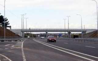 В России начала действовать система экстренной связи на автомобильных дорогах