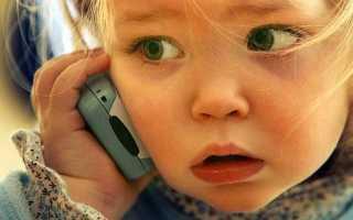 Как выбрать первый мобильник для ребенка?
