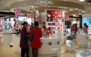 Рынок Китайской косметики в мировом масштабе