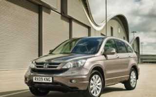 Honda CR-V — наиболее продаваемый кроссовер в мире за 2013 год