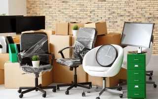 Срочный офисный переезд – тонкости успеха