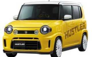 Тюнинг Hustler от Suzuki превзошел ожидания
