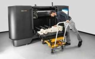 Российские специалисты разработали новые модели промышленных 3d-принтеров