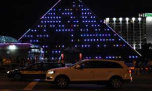 В Петербурге открывают восьмиуровневый ТРК