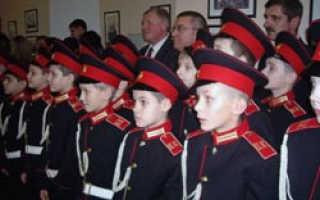 Система видеонаблюдения в Северском кадетском корпусе