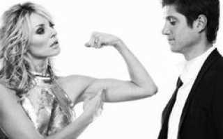 Женщины более стойкие существа, нежели мужчины. Таков закон природы