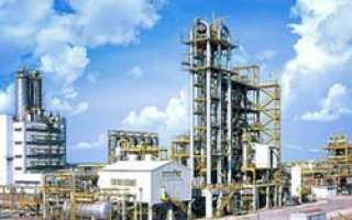Переработка нефти в Казахстане снижается