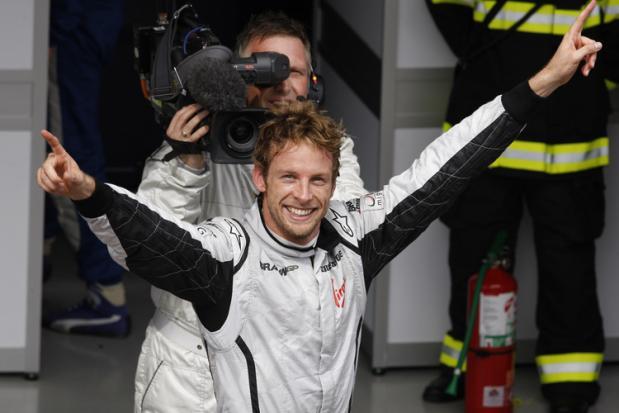 Баттон переходит в McLaren