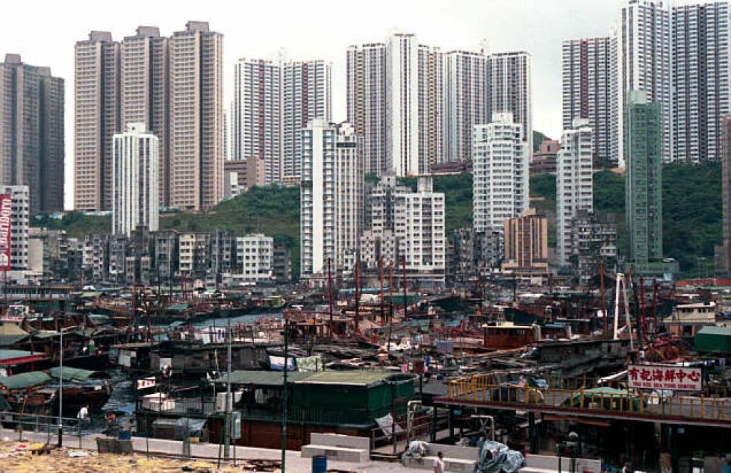 Цены на недвижимость в Китае