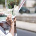 В Израиле жаркие, засушливые дни