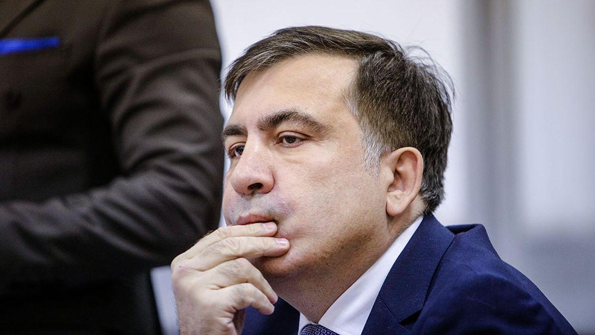 Михаил Саакашвили посетил Армению