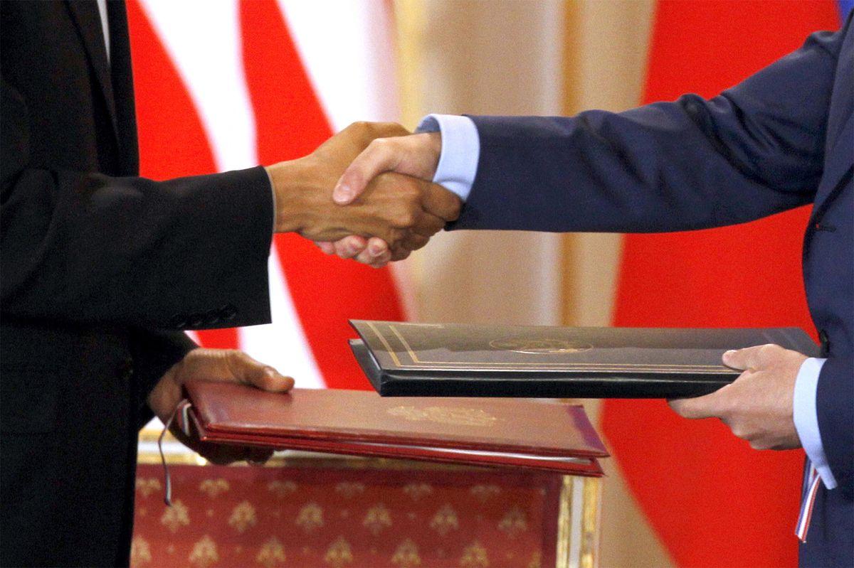 Совет Федерации ратифицировал договор о СНВ с США