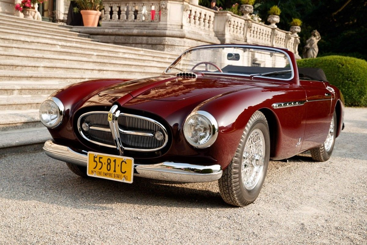 Ferrari 212 Export Cabriolet