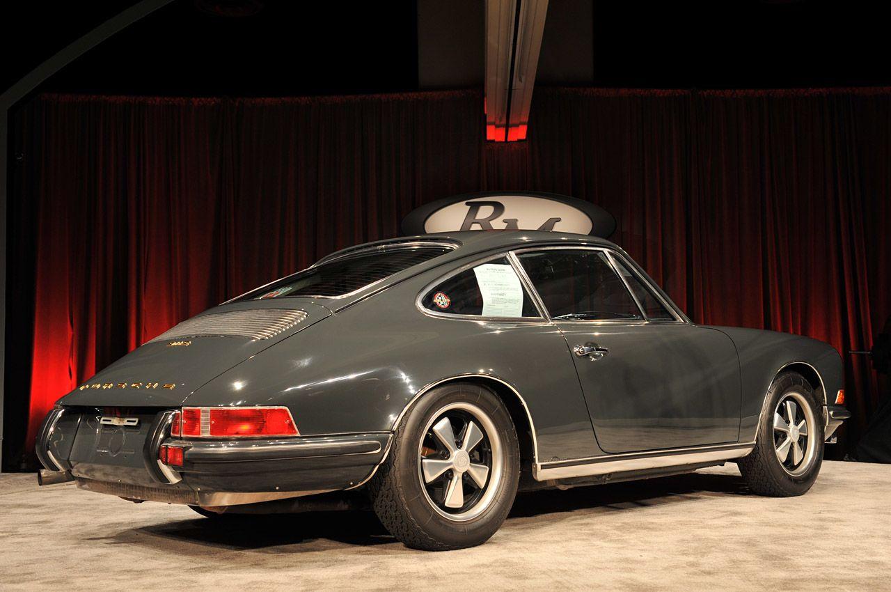 МакКуин Porsche 911 1970 года