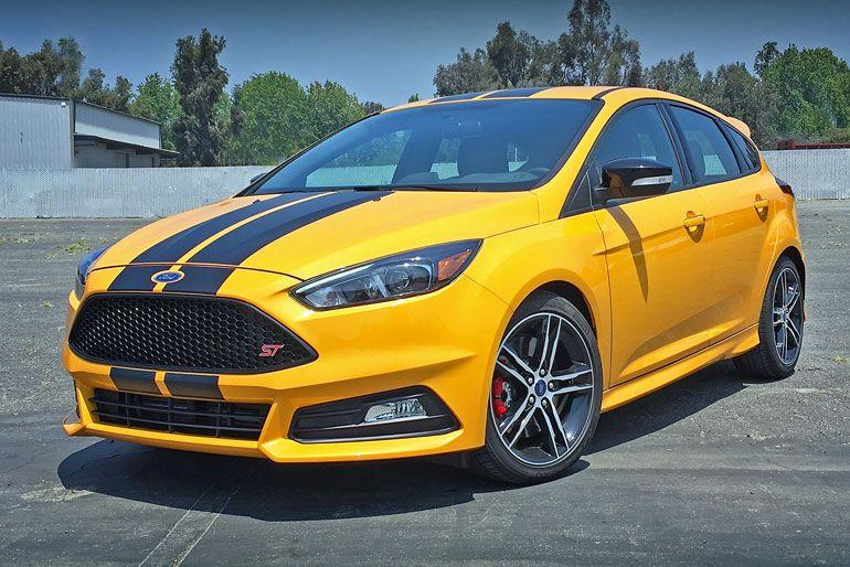 Новый видео ролик с участием Ford Focus ST