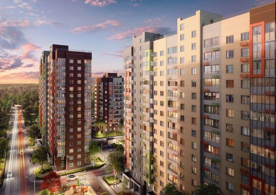 Квартиры в Московской области становятся популярнее